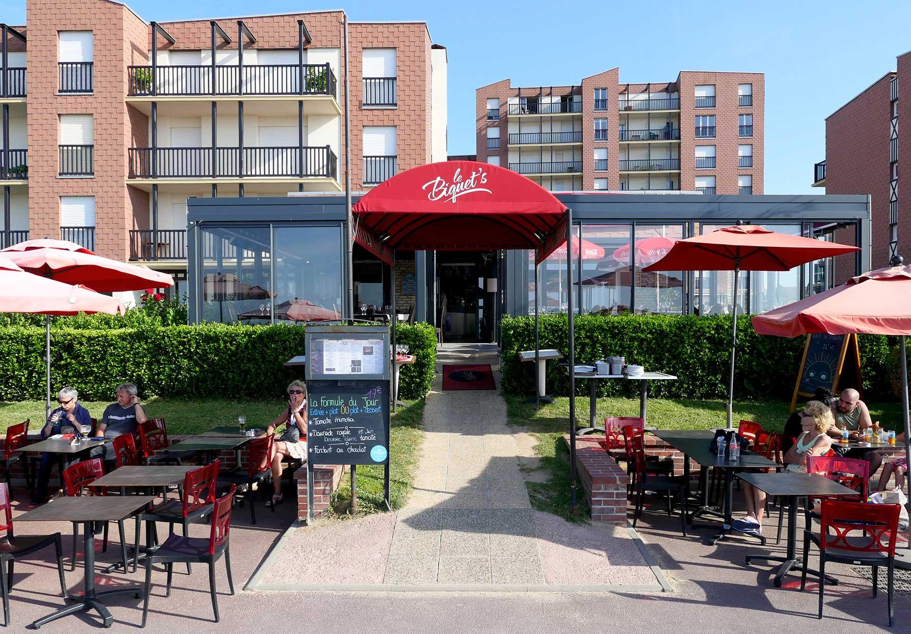 Tres Bon Restaurant Bord De Mer